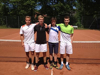 Hamburger Tennismeister 2013